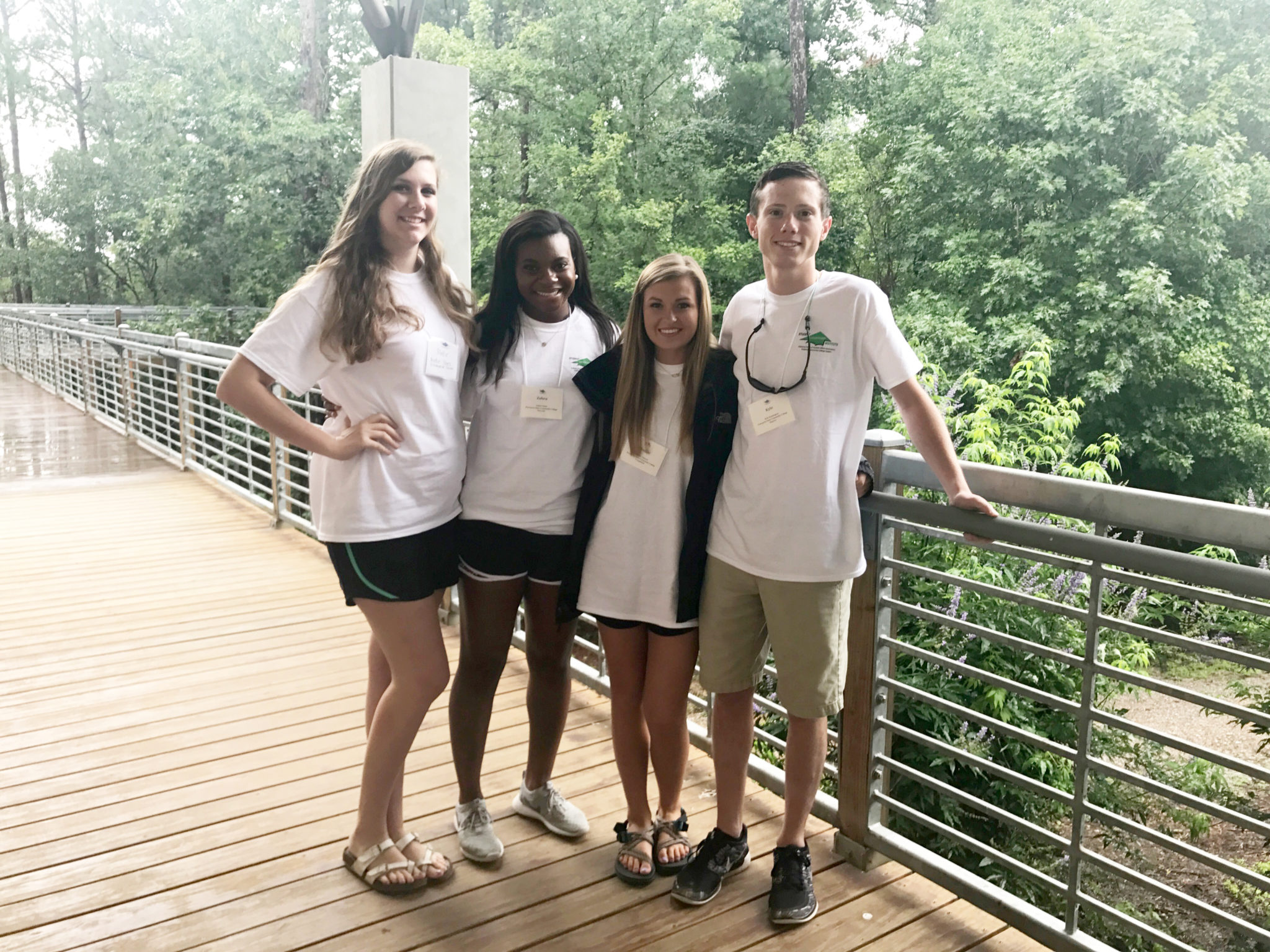 Enterprise State Students attend 2017 Student Leadership Institute at 4-H Center