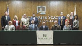 ESCC signs MSSC CPT agreement with local school systems