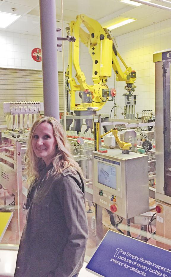 From physics to professor: Aubri Hanson uses career to fill workforce needs