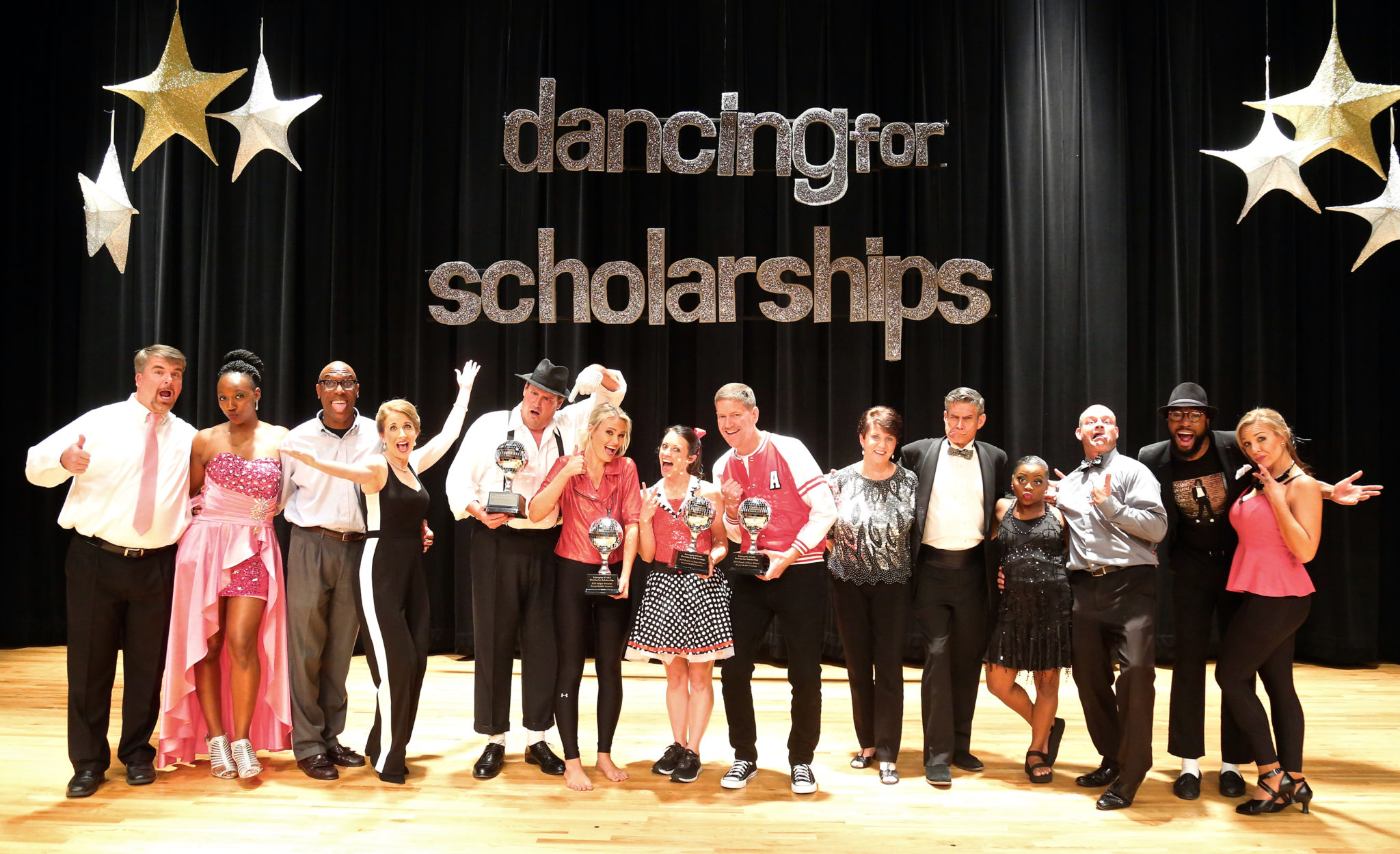 """Dancing for Scholarships"" raises over $20,000"