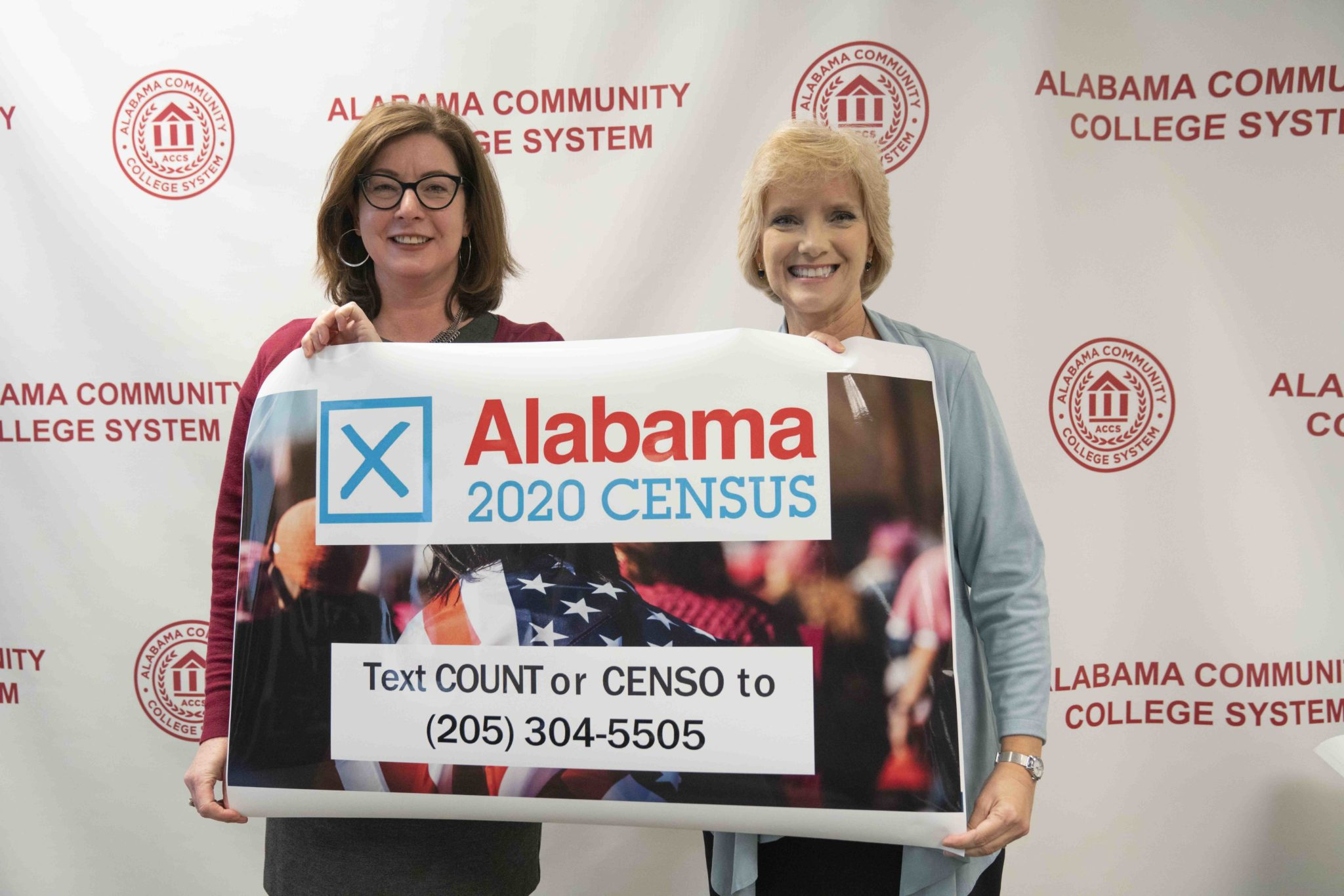 2020 CENSUS EFFORTS KICK OFF AT ALABAMA'S COMMUNITY COLLEGES
