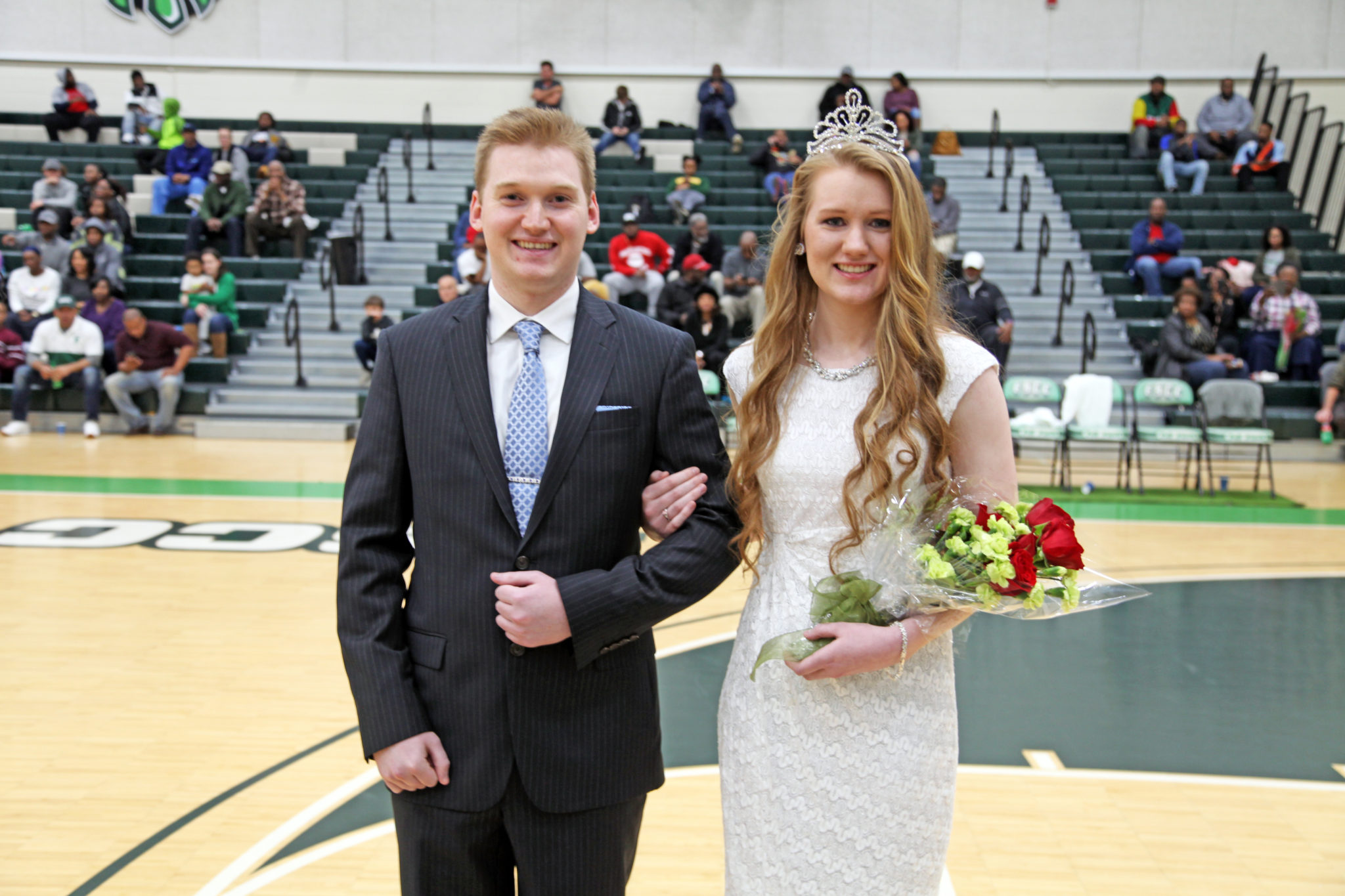 New ESCC Homecoming queen crowned
