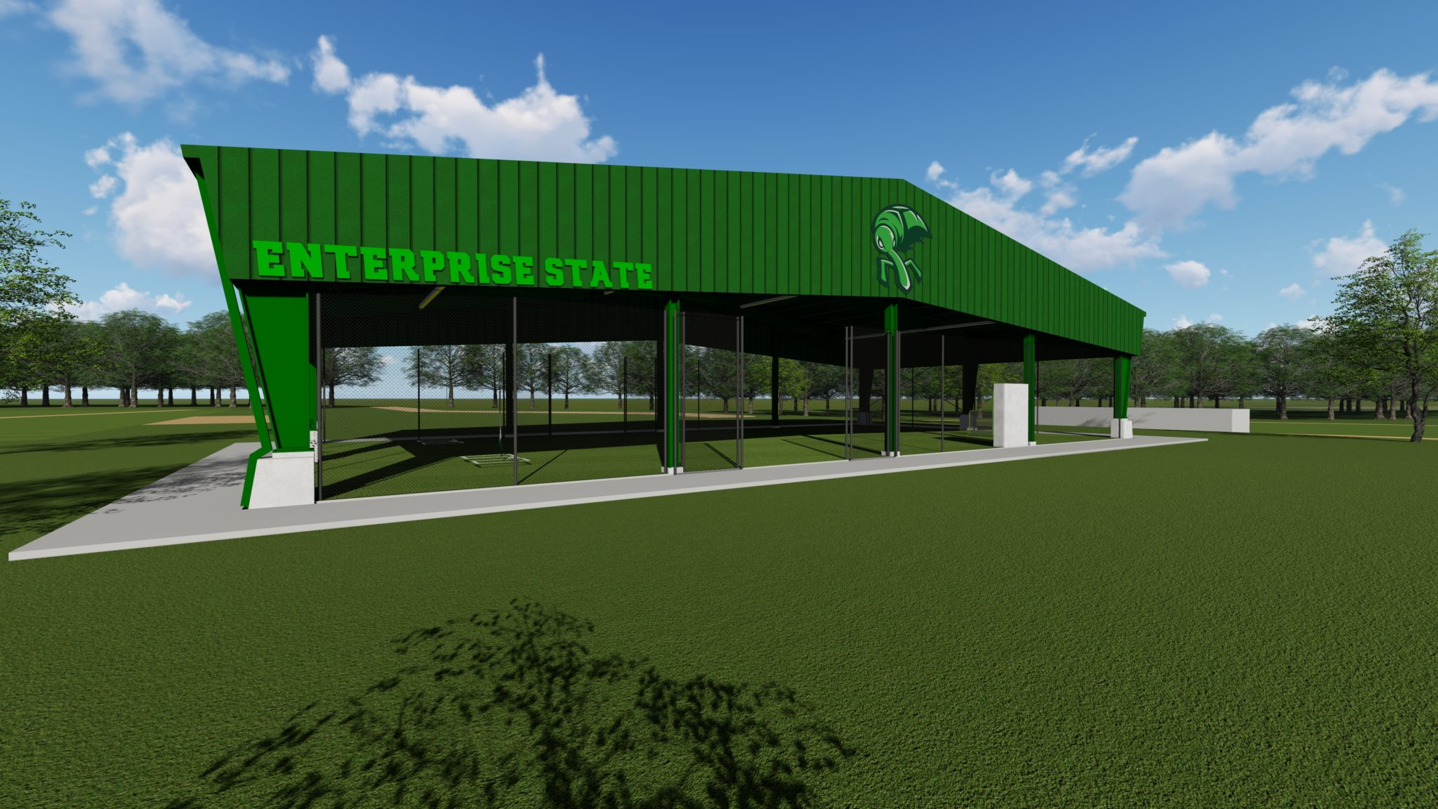 Hitting facility coming to ESCC campus